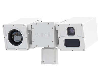 Opgal Accuracii ML thermal and CCD Camera System