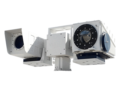 Opgal Accuracii XR PTZ Camera System