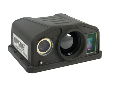 Opgal Hurricane Infrared Camera