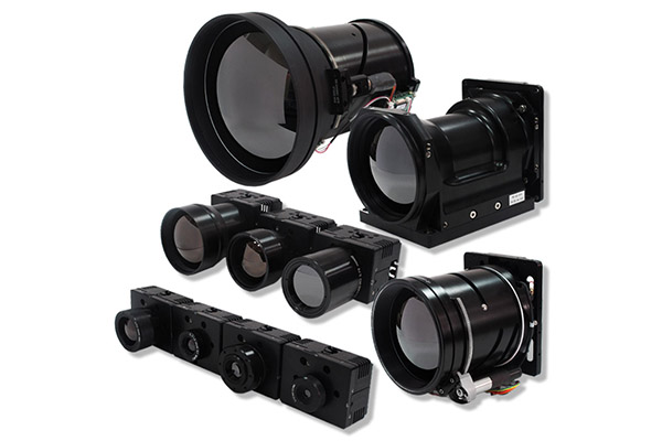 Opgal Open Frame OEM Security Cameras