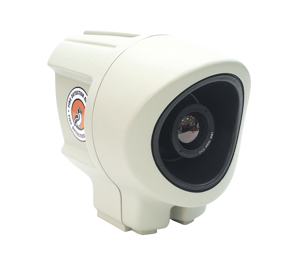 Sii AT Fire Detection Thermal Camera