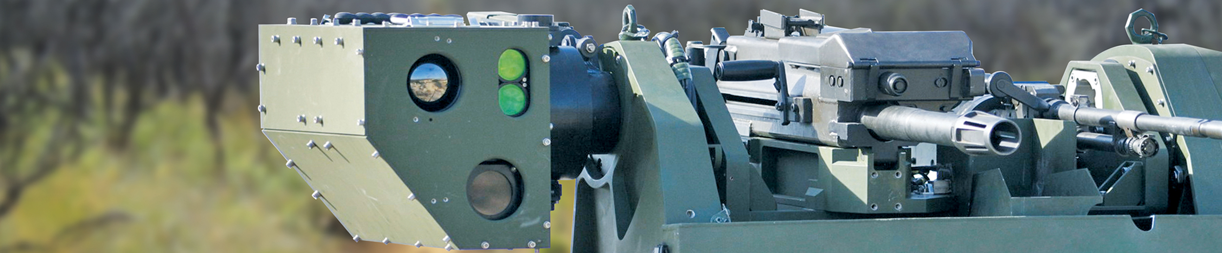 Thermal sights for remote weapon systems