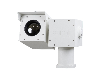 Opgal Accuracci TO Thermal PTZ Camera System