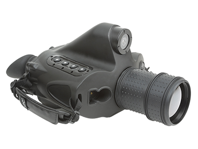 Sii HB 100 handheld thermal binocular