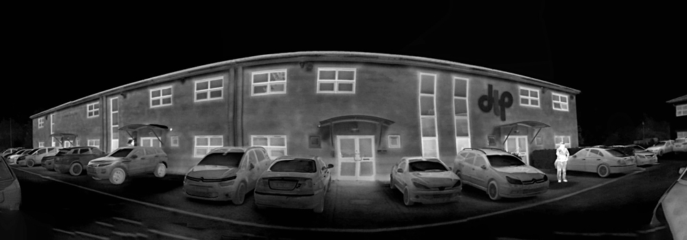 THE VERSATILITY OF THERMAL IMAGING