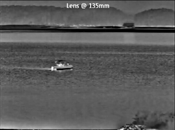 Inland River Safety Thermal Imaging