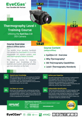 Thermography Level I Training Course